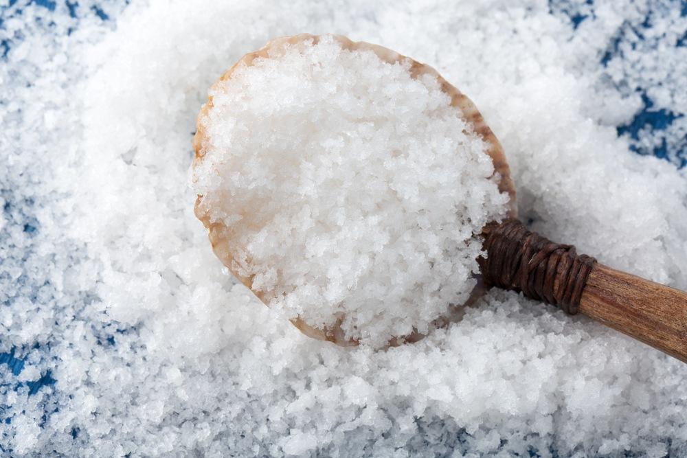 Flor de sal - Mercado Flotante